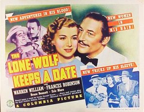 The Lone Wolf Keeps a Date (1941)