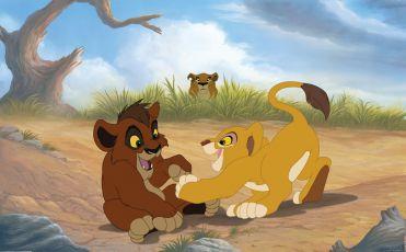 Lví král 2: Simbův příběh (1998) [Video]