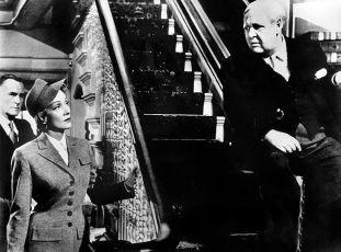 Marléne Dietrich a  Charles Laughton