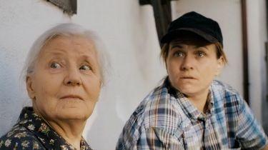 Olga Schmidtová a Pavla Tomicová