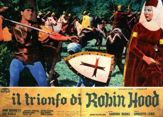 Il trionfo di Robin Hood (1962)