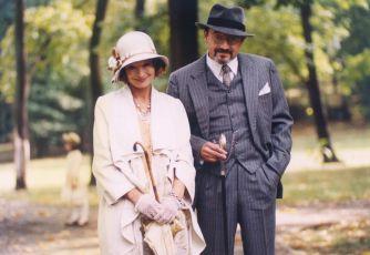 Vilma Cibulková a Viktor Preiss