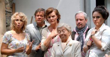 Zuzana Frenglová, Vlado Černý, Jana Oľhová, Eva Landlová, Matej Landl, Zuzana Maurery