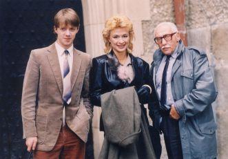 Poslední leč Alfonse Karáska (1987) [TV film]