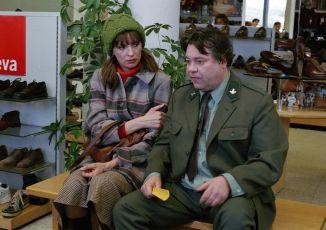 Ivana Chýlková a Vlastimil Zavřel