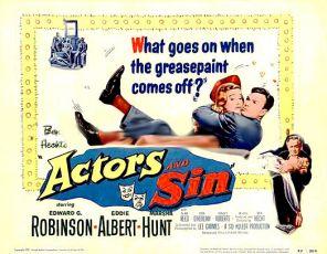 Actors and Sin (1952)