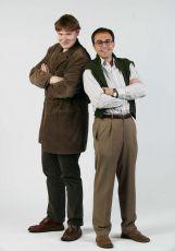 Tomáš Krejčí (1) a Filip Bobiňski