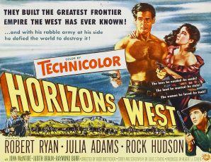 Horizons West (1952)