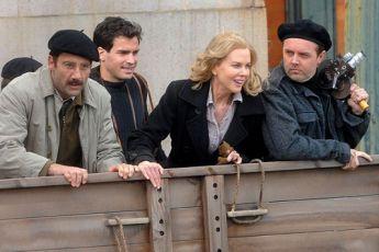 Nicole Kidman, Clive Owen a Lars Ulrich