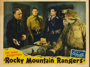 Rocky Mountain Rangers (1940)