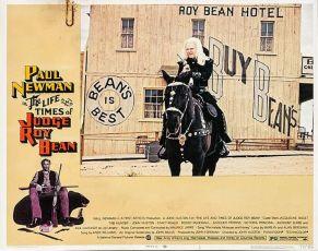 Život a doba soudce Roye Beana (1972)