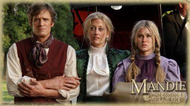 Mandie a poklad Čerokíů (2010)