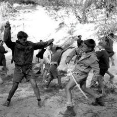 Knoflíková válka (1962)