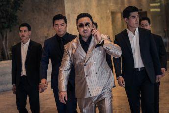 Gangster, policajt a ďábel (2019)