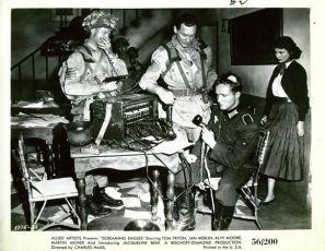 Screaming Eagles (1956)