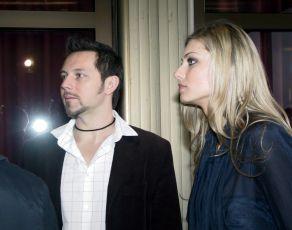Michal Slaný a Alena Faitová