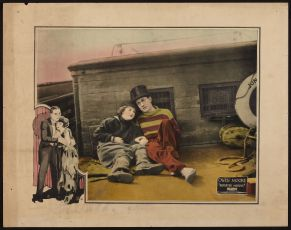 Potřeštěný Dick (1922)