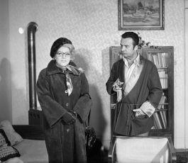 Slávka Budínová a Vladimír Menšík