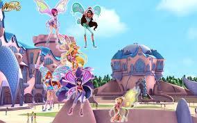 Winx Club 3D: Magic Adventure (2010)