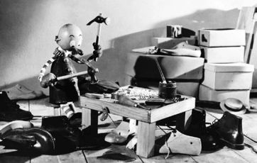 Pan Prokouk filmuje (1948)
