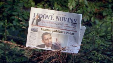 Obama pohrbiva radar