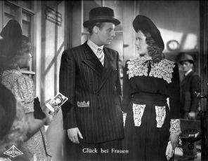 Štěstí u žen (1944)