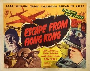 Escape from Hong Kong (1942)