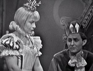 O chytré princezně (1966) [TV inscenace]