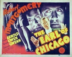 The Earl of Chicago (1940)