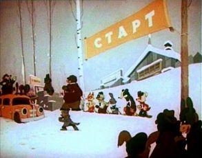 Champion v jízdě na lyžích (1948)