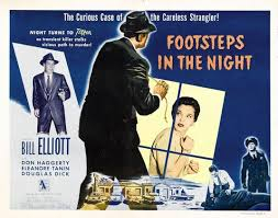 Footsteps in the Night (1957)