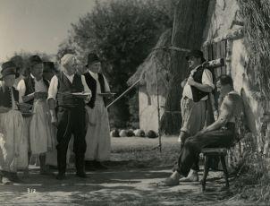 István Bársony, Kálmán Rózsahegyi,  József Juhász  a Árpád Lehotay