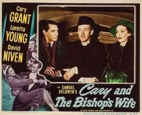 Biskupova žena (1947)
