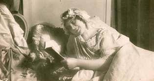 Das Mädel vom Ballett (1918)