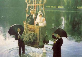 Hodinářova svatební cesta korálovým mořem (1979)