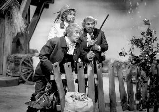 Pan Větrovský z Větrova a paní Deštná z Dešťova (1969) [TV inscenace]