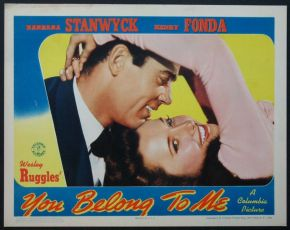 You Belong to Me (1941)