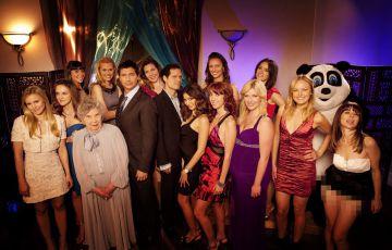 Žhavá láska (2012) [TV film]