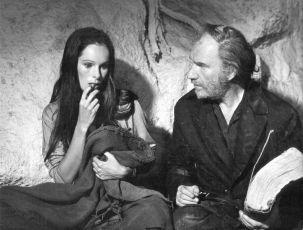 Geraldine Chaplin, Fernando Fernán Gómez