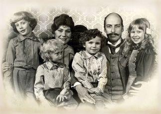 Rodina Polanieckých (1978) [TV seriál]
