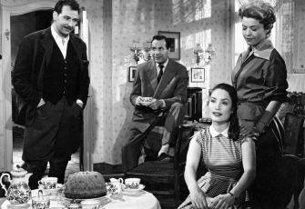 Skandál s dr. Vlimmenem (1956)