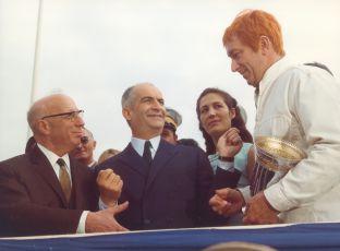 Pierre Dac, Louis de Funes a Robert Dhéry