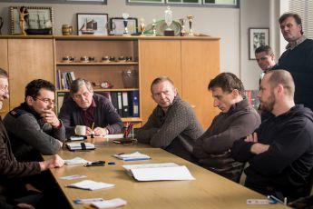 Boleslav Polívka, Ondřej Vetchý, Miroslav Hanuš, Miroslav Vladyka, Petr Stach a Filip Blažek