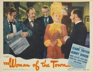 The Woman of the Town (1943)