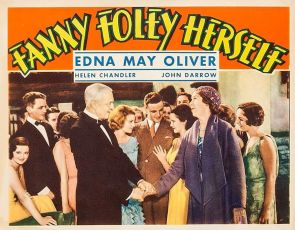 Fanny Foley Herself (1931)