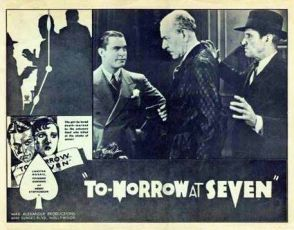 Tomorrow at Seven (1933)