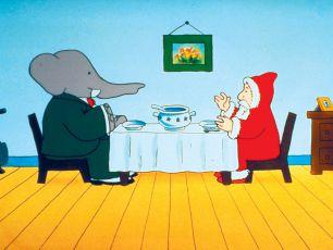 Babar a Vánoce (1986) [TV film]