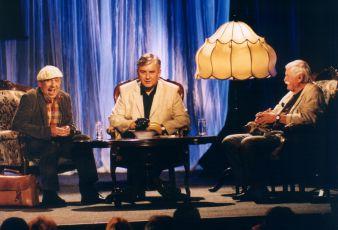 Jiří Stivín, Miroslav Donutil a Adolf Born
