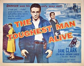 The Toughest Man Alive (1955)