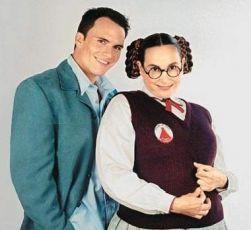 Má tlustá Valentýna (2002) [TV seriál]